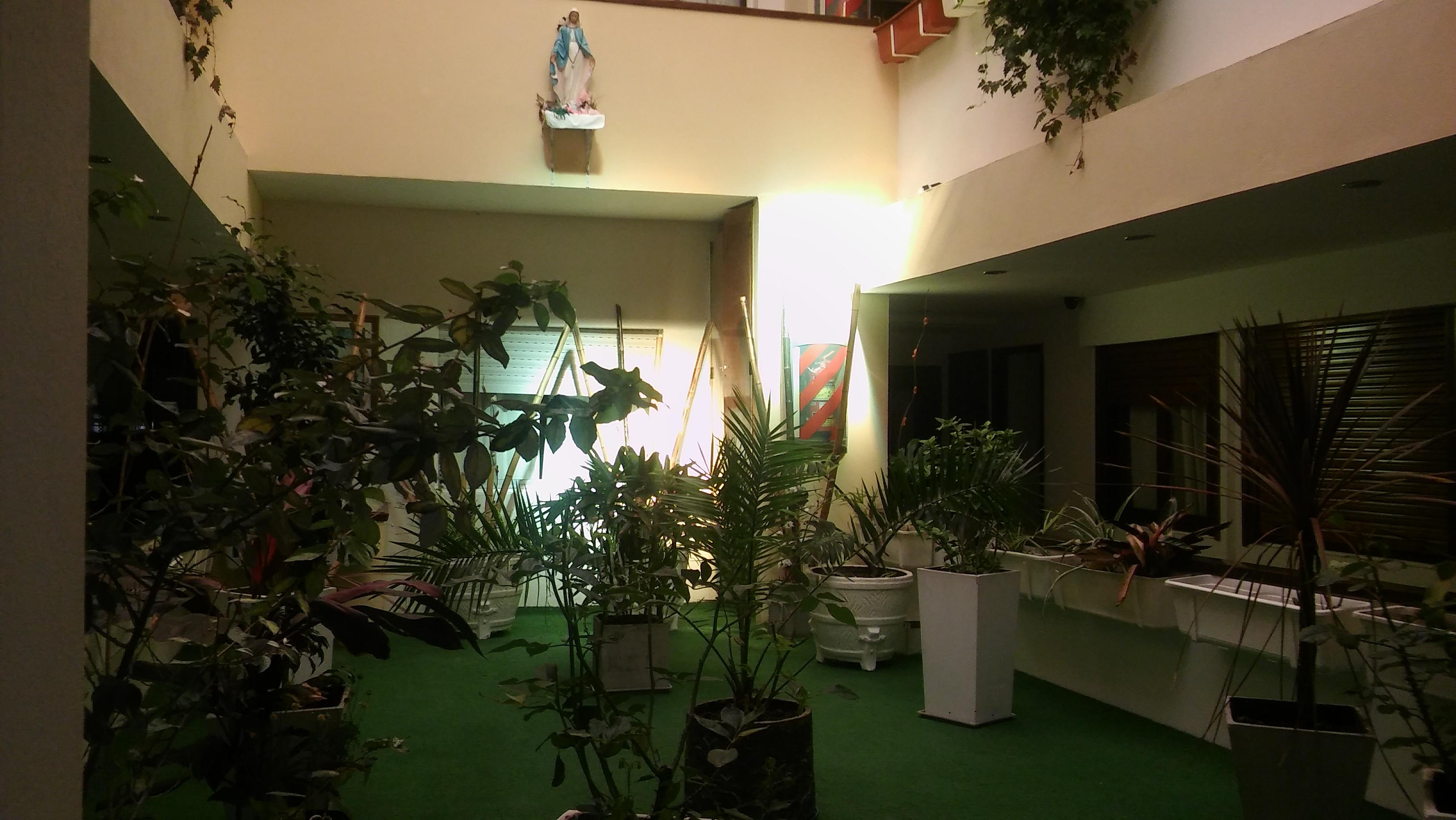Habitaciones jardin de invierno hotel el pescador for Disenos de jardin de invierno